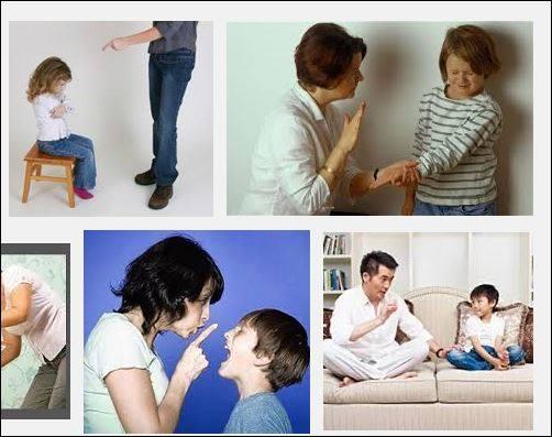 Punishment and children