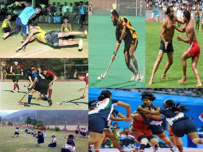 Sports: Bhagwad Gita perspective