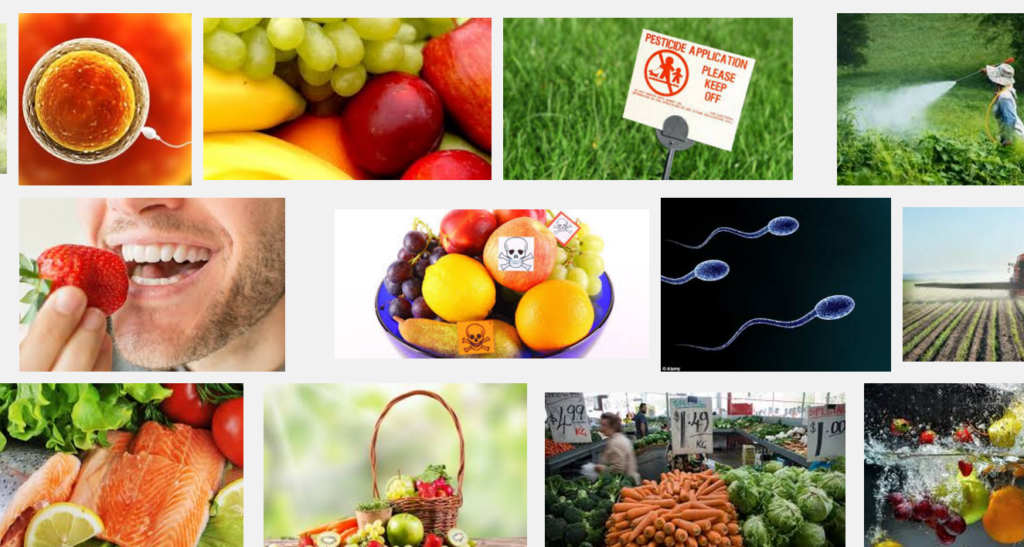 Pesticides and infertility