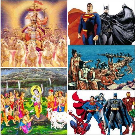 Super Hero : Dharma vs Rest