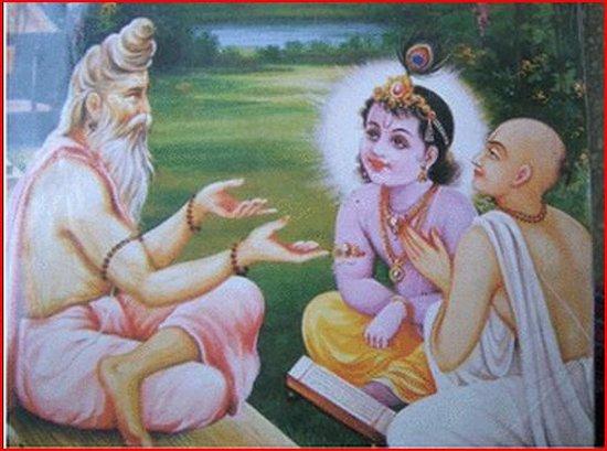 Brahmchari Krishna