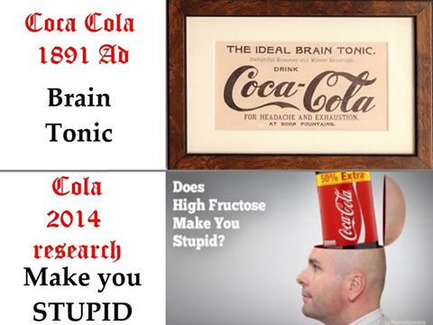 The infamous Cola Brainwash