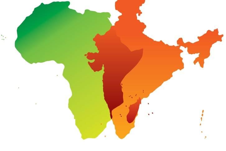 African roots of Sanskrit
