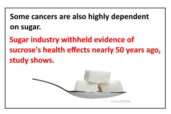 Sugar Cancer