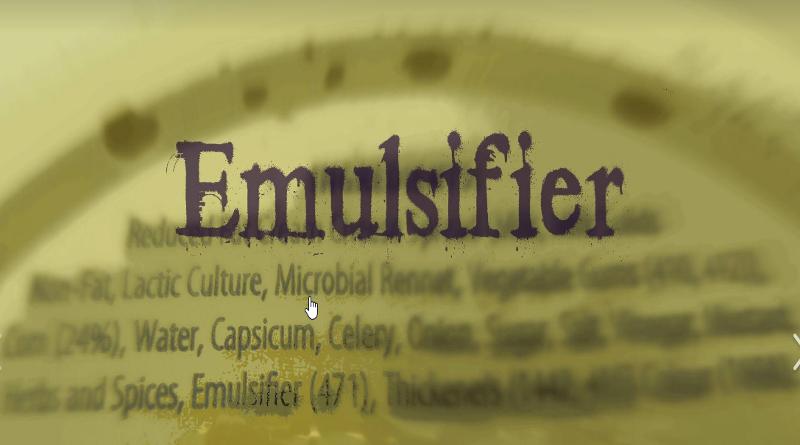 Emulsifier
