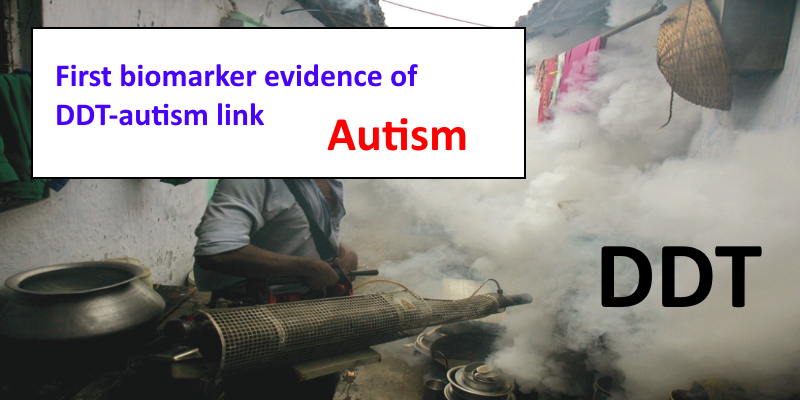 First Biomarker Evidence Of Ddt Autism >> Ddt Links To Autism Rampant Use In India Prachodayat