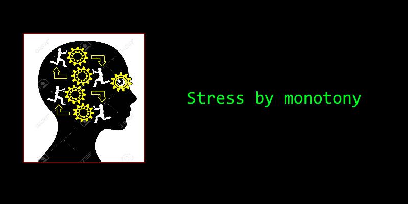 monotonous